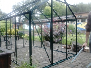 Bag greenhouse
